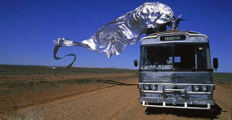 On This Day: 'The Adventures of Priscilla, Queen of the Desert' photo gallery