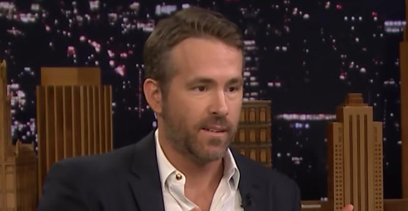 Ryan Reynolds' first Deadpool 2 pitch