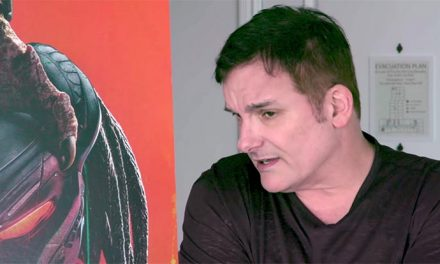 Shane Black talks about The Predator