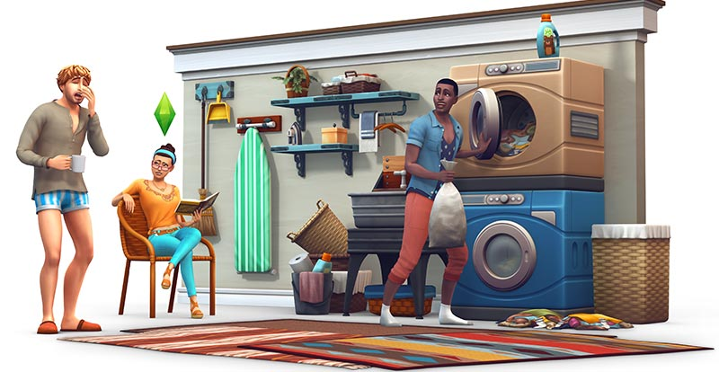 The Sims 4 gets taken to the cleaners!