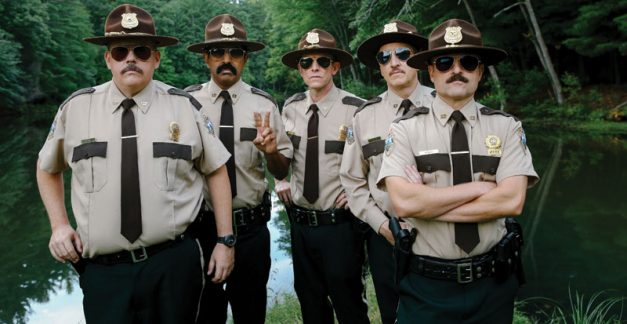Interview with Broken Lizard – Super Troopers 2