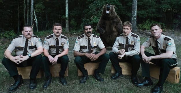 Super Troopers 2 on DVD and Blu-ray August 29