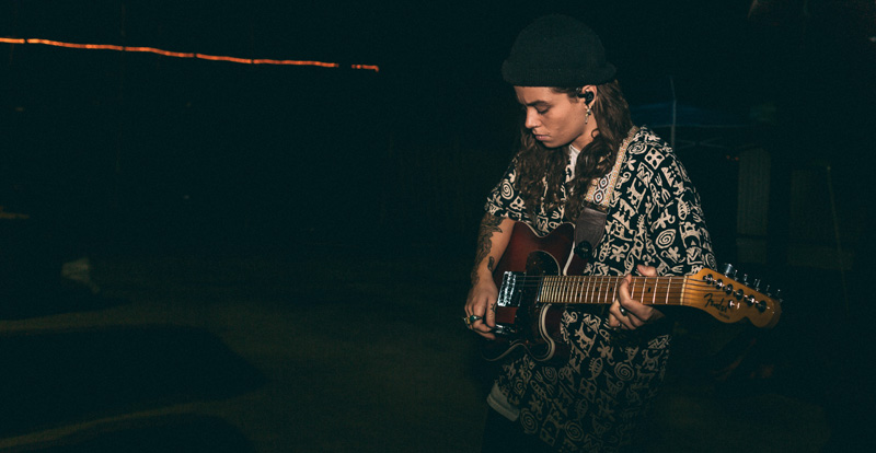A chat with Tash Sultana