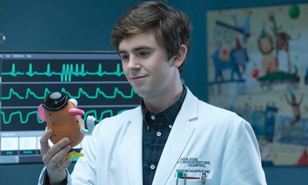 The Good Doctor: Season 1 on DVD August 15