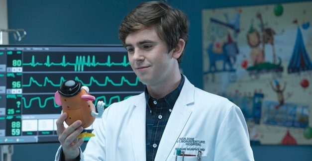 The Good Doctor: Season 1 on DVD August 15
