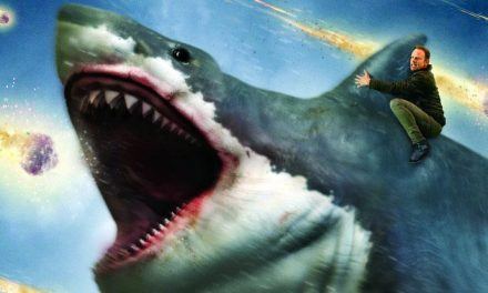It's The Last Sharknado! (insert synth riff here)