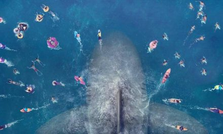 The Meg VR – you're gonna need bigger undies!