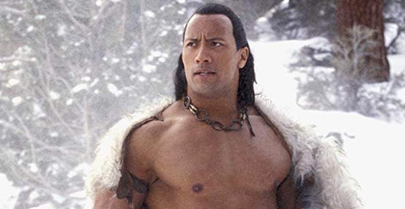 Forget president, Dwayne Johnson is to be The King!