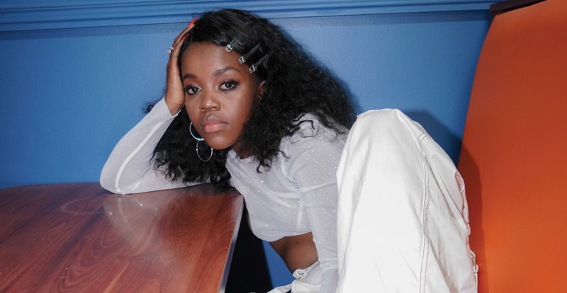 A chat with Tkay Maidza
