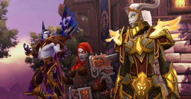Putting the War in Warcraft