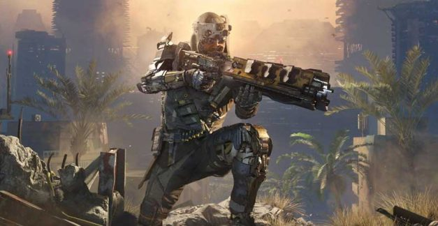 Call of Duty: Black Ops 4 beta gameplay