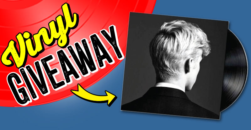 New release vinyl giveaway: Troye Sivan, 'Bloom'