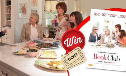 30 double passes to see Book Club in cinemas