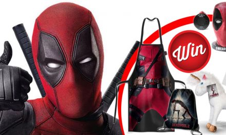 Win a fabulous 'Deadpool 2' bundle