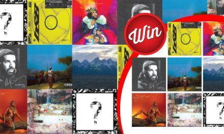 Win some of the hottest hip hop releases this year
