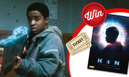 Win one of 10 double passes to see 'Kin'