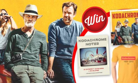 Score one of five Kodachrome merch packs