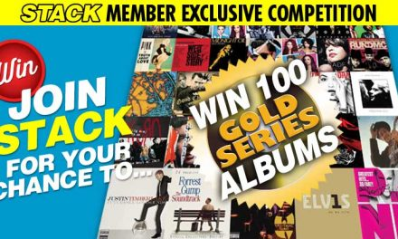 STACK member competition: win 100 Gold Series albums
