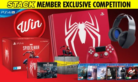 STACK member competition: win a Limited Edition Marvel's Spider-Man PS4 pack