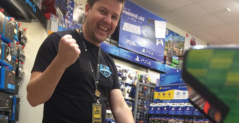 Games Talk with Drew Latham (JB Port Macquarie)