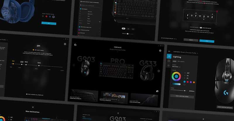 Logitech G Hub coming soon