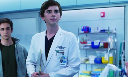 Interview with Freddie Highmore – The Good Doctor