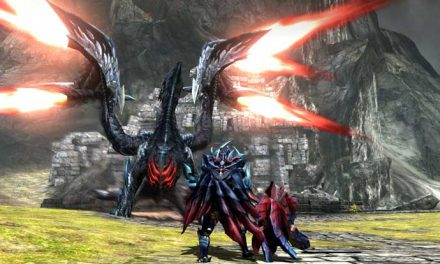 Here's some MH Generations Ultimate Switch gameplay
