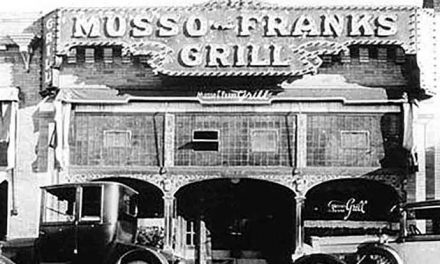 Some Like It Hot: Hollywood's Oldest Restaurant