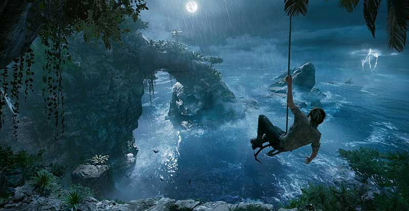 You Can Dress Up Like Tomb Raider 2 Lara Croft In Shadow Of The