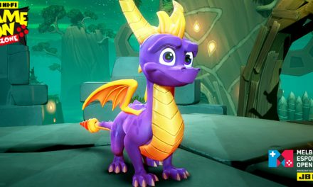 Play the Spyro Reignited Trilogy at the MEO