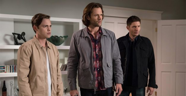 Supernatural: Season 13 on DVD and Blu-ray September 5