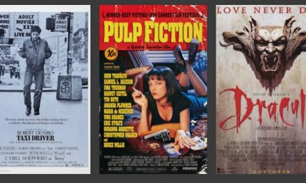 Top 10 movie posters YOU love