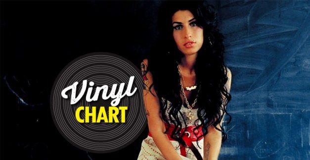 JB's vinyl chart (August 3 – 9, 2018)