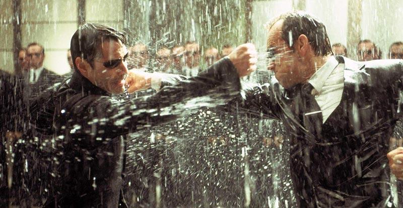 4K October 2018 - The Matrix Revolutions