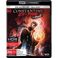 4K October 2018 - Constantine: City of Demons