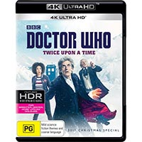 4K October 2018 - Doctor Who: Twice Upon a Time