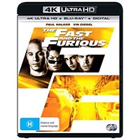 4K October 2018 - The Fast and the Furious