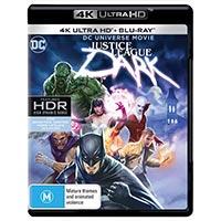 4K October 2018 - Justice League Dark