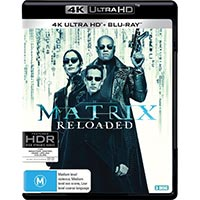 4K October 2018 - The Matrix Reloaded