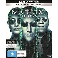 4K October 2018 - The Matrix Trilogy