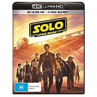 4K October 2018 - Solo: A Star Wars Story