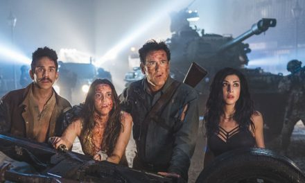 Ash vs Evil Dead: Season 3 on DVD & Blu-ray October 24