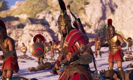 Greece is the word – Assassin's Creed Odyssey launch trailer