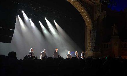 BROCKHAMPTON @ The Forum – live review