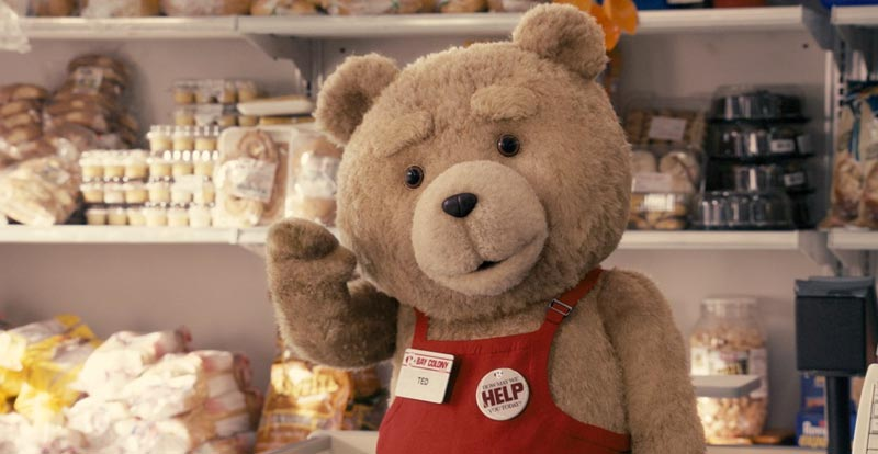Bears - Ted