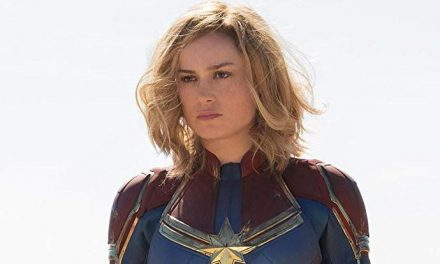 Smack! Captain Marvel trailer hits