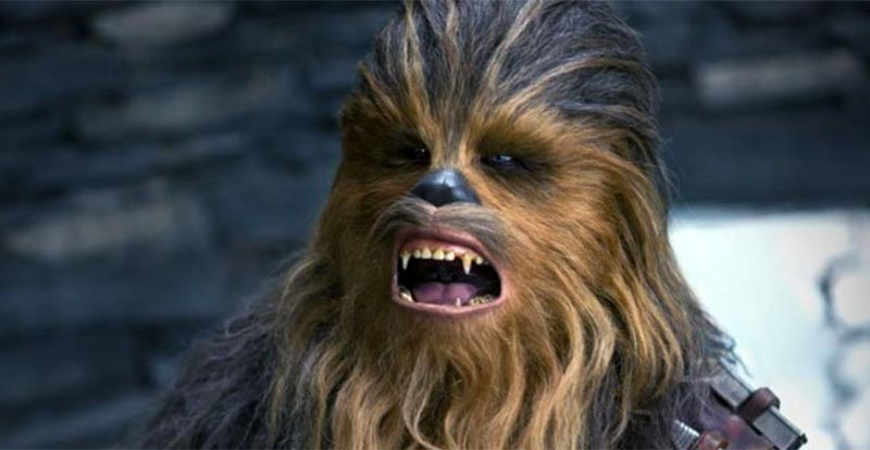 Giving voice to Chewbacca