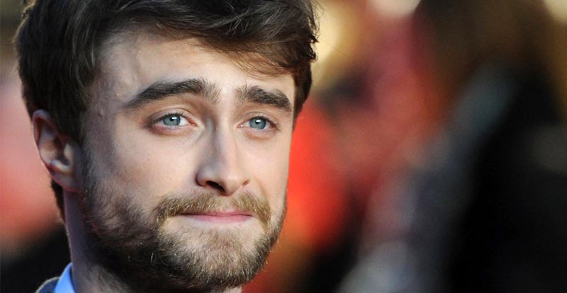 See Daniel Radcliffe react to Harry Potter memes