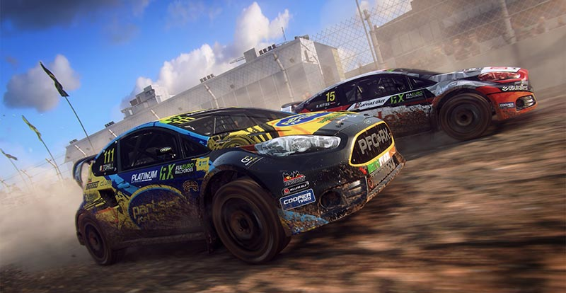 Have you got the nerve for Dirt Rally 2.0?