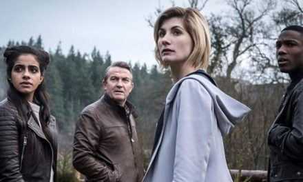 It's about time… new Doctor Who S11 trailer whooshes in